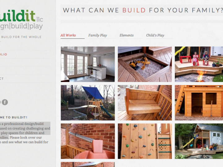 Buildit Cville website