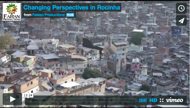 Changing Perspectives of Rio's Largest Favela