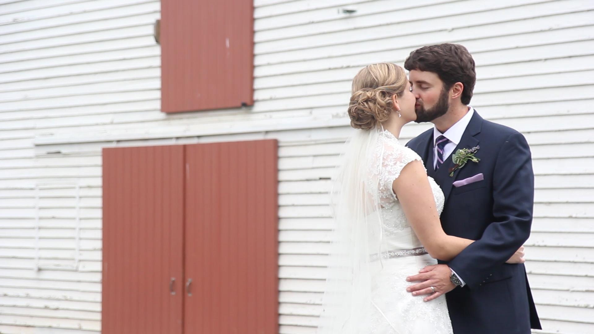 Wedding Blenheim Vineyards