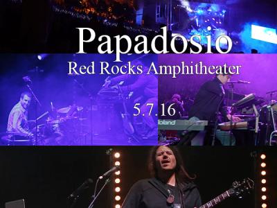 Papadosio Red Rocks