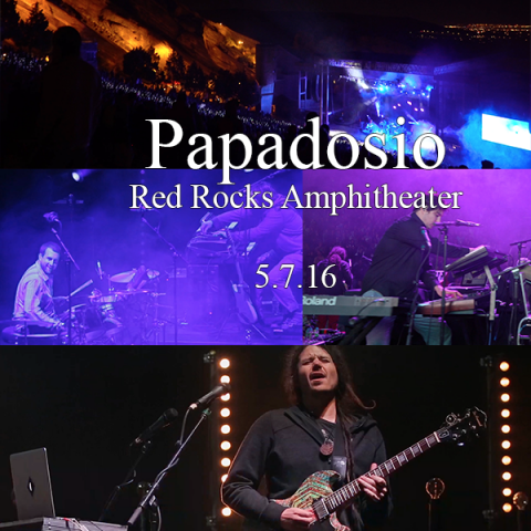 Papadosio Red Rocks