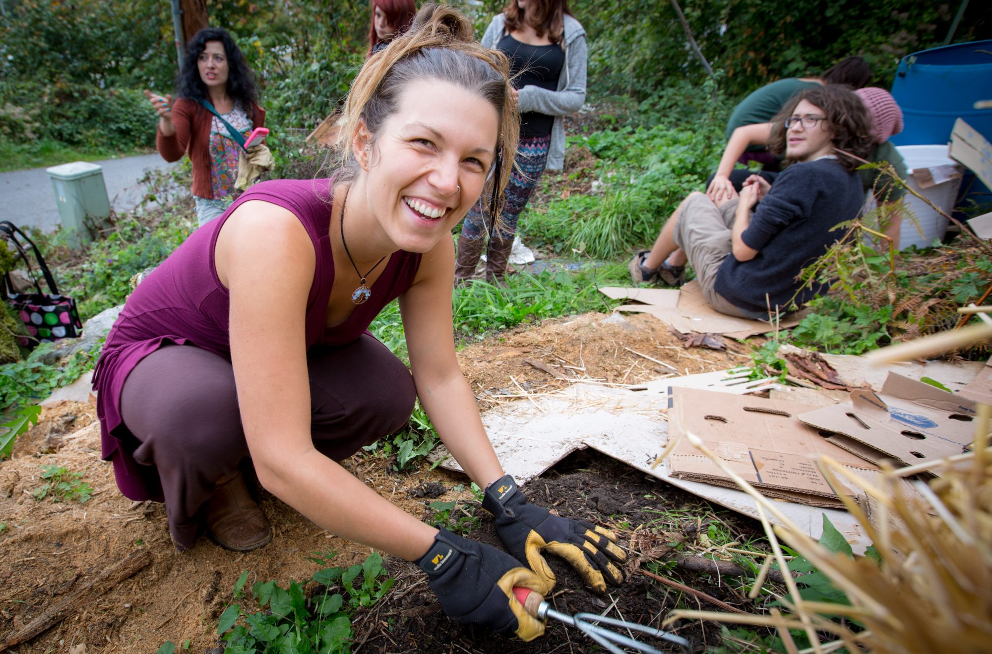 Permaculture Action Network