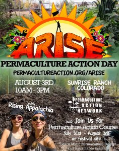 Arise Music Festival Permaculture Action Day