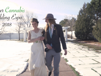 cannabis wedding expo denver