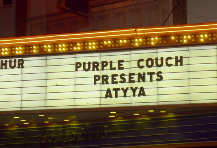 Purple Couch Presents : AtYyA Drrtywulvz and Soulacybin